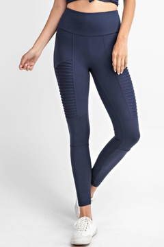 RAE MODE Freeform Moto Leggings - Product List Image