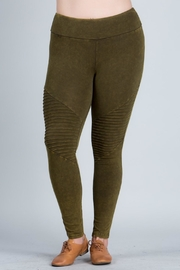 RAE MODE Moto Leggings Mineral-Wash - Product Mini Image