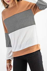 RAE MODE Rae Colorblock Sweater - Side cropped