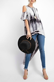 RAE MODE Tie-Dye Knit Top - Front cropped