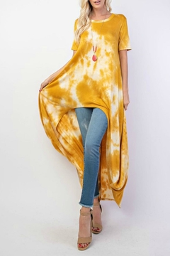 RAE MODE Tie-Dye Knit Top - Product List Image