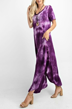 RAE MODE Tie-Dye Maxi Dress - Product List Image