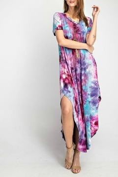 RAE MODE Tie-Dye Pocketed Dress - Alternate List Image