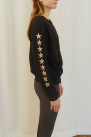Hard Tail Raeglan Star Sweatshirt - Front full body
