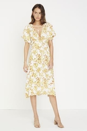 Faithfull The Brand Rafa Midi Dress - Product Mini Image
