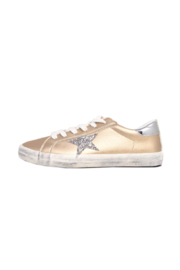Shu Shop Shoes Rafaela-01 Distressed Sneaker - Product Mini Image
