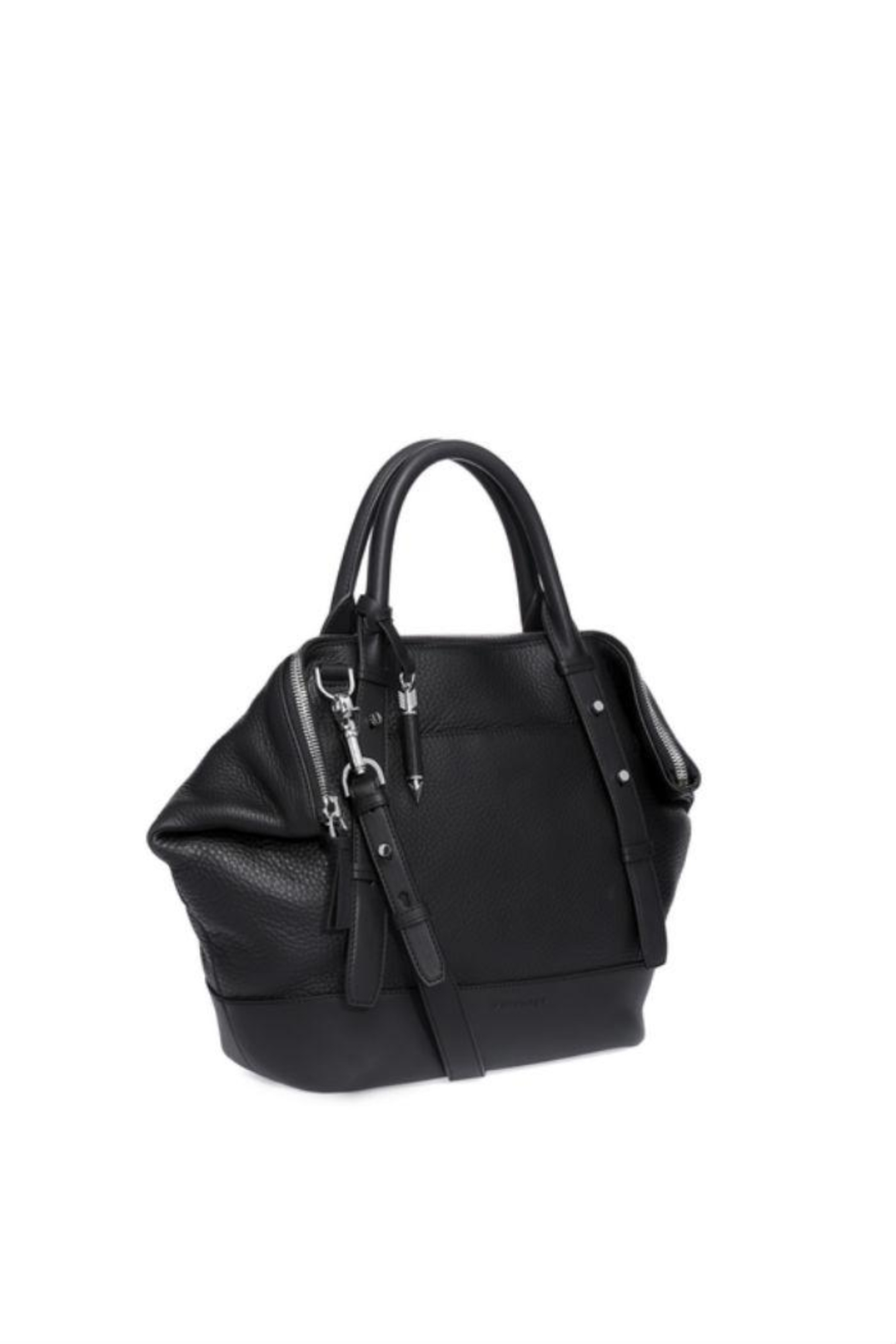 Mackage Raffa Leather Satchel - Front Full Image