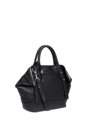 Mackage Raffa Leather Satchel - Front full body