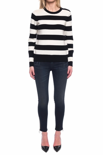 a2e23138c13 Rag   Bone Careen Striped Sweater from New Jersey by Hartly — Shoptiques