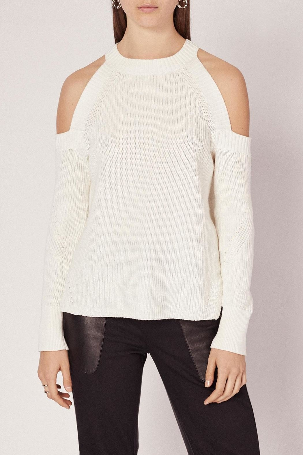 Rag & Bone Dana Cold Shoulder Sweater - Main Image