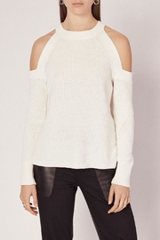 Rag & Bone Dana Cold Shoulder Sweater - Product Mini Image