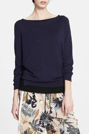 Rag & Bone Hallie Cotton Cashmere Sweater - Product Mini Image