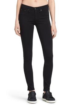 Shoptiques Product: Black Plush Legging