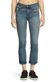 Rag & Bone Cropped Stark Skinny - Product Mini Image
