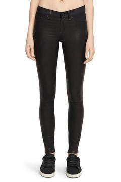 Rag & Bone Hyde Half Leather Pants - Product List Image