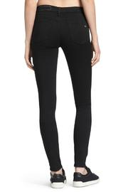 Rag & Bone Legging In Black Plush Jeans - Side cropped
