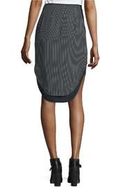Rag & Bone Madison Pinstripe Skirt - Front full body