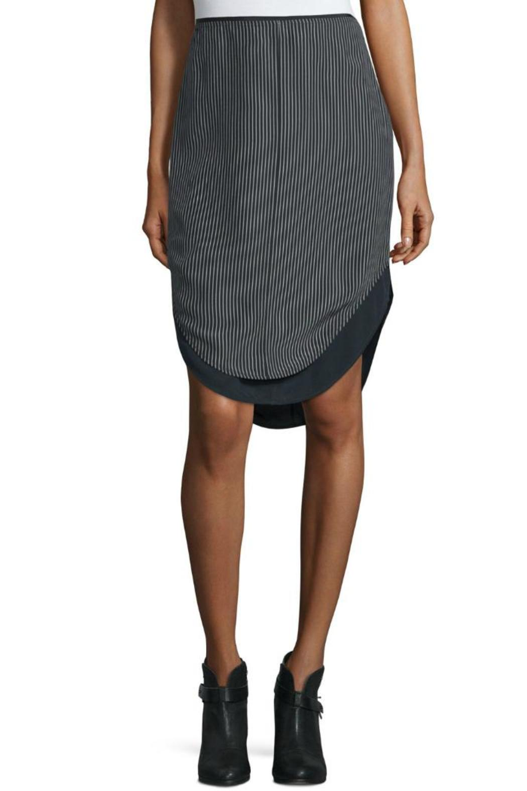 Rag & Bone Madison Pinstripe Skirt - Main Image