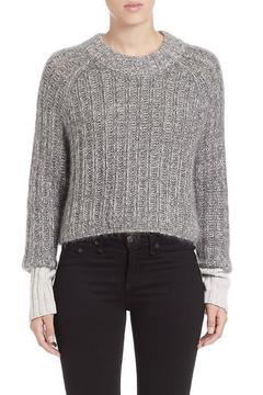 Shoptiques Product: Makenna Crop Sweater
