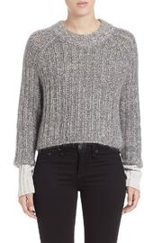 Rag & Bone Makenna Crop Sweater - Product Mini Image