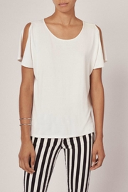 Rag & Bone Mia Tee White - Product Mini Image