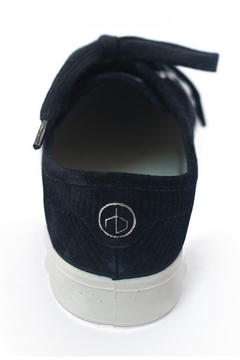 Rag & Bone Navy Corduroy Sneaker - Alternate List Image