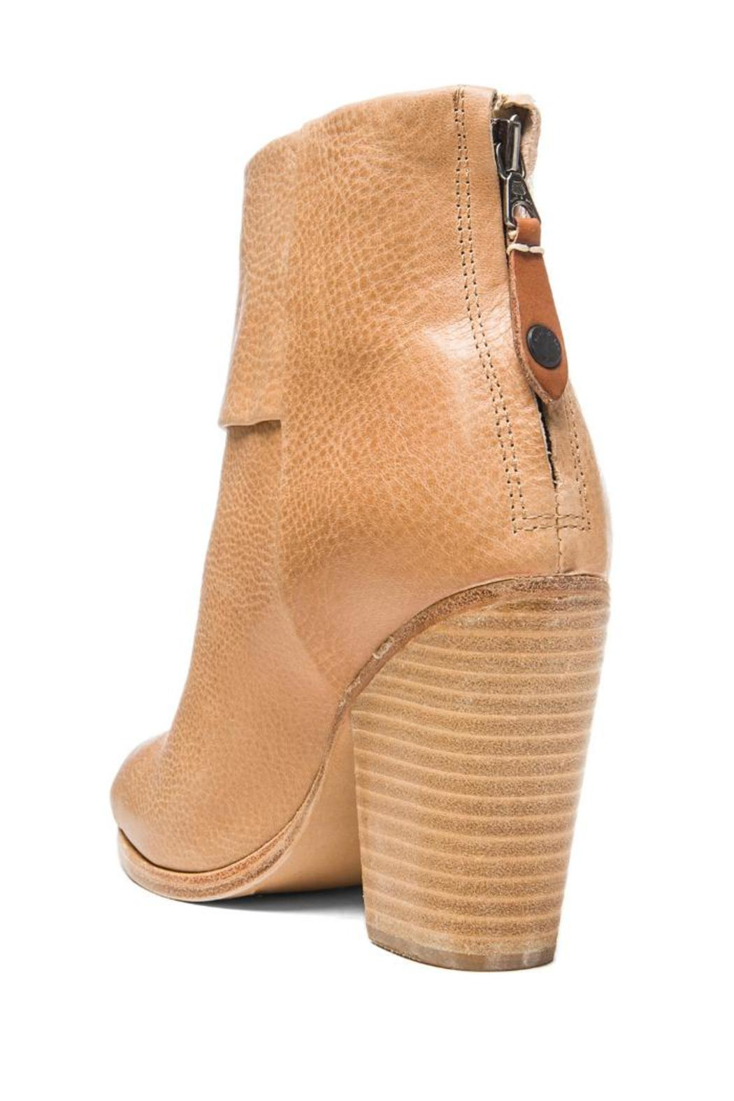Rag & Bone Newbury Ankle Boots - Front Full Image