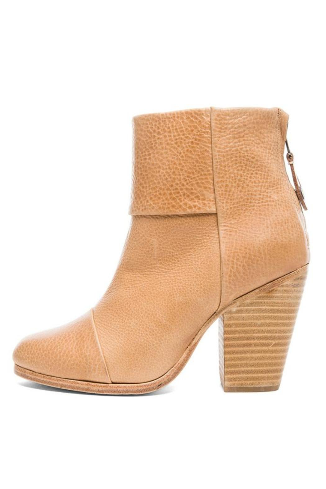 Rag & Bone Newbury Ankle Boots - Side Cropped Image