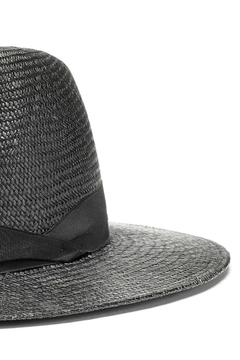 Rag & Bone Panama Hat Black - Alternate List Image