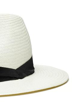 Rag & Bone Panama Hat White - Alternate List Image