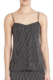 Rag & Bone Patti Silk Pinstripe Camisole - Product Mini Image