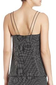 Rag & Bone Patti Silk Pinstripe Camisole - Front full body