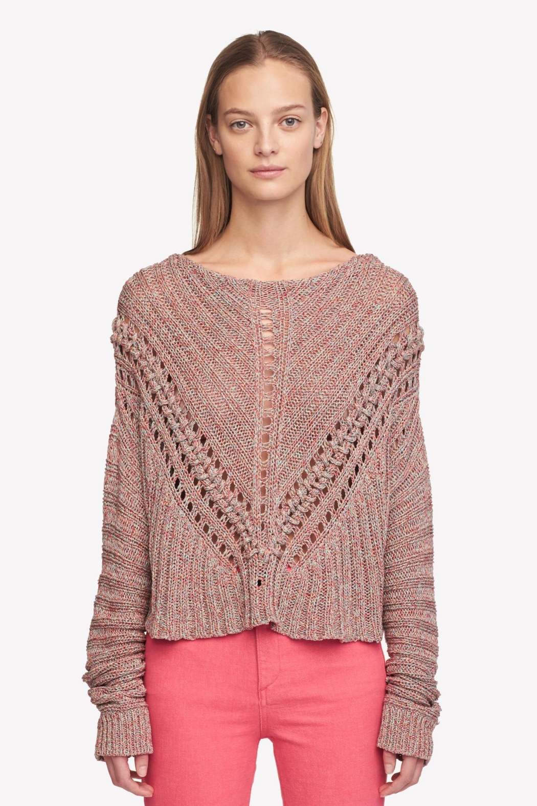Rag & Bone Roman Pullover Sweater - Main Image