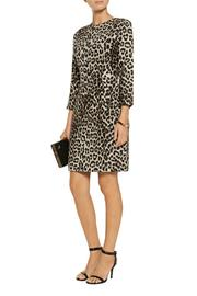 Rag & Bone Short Leopard Dress - Front cropped