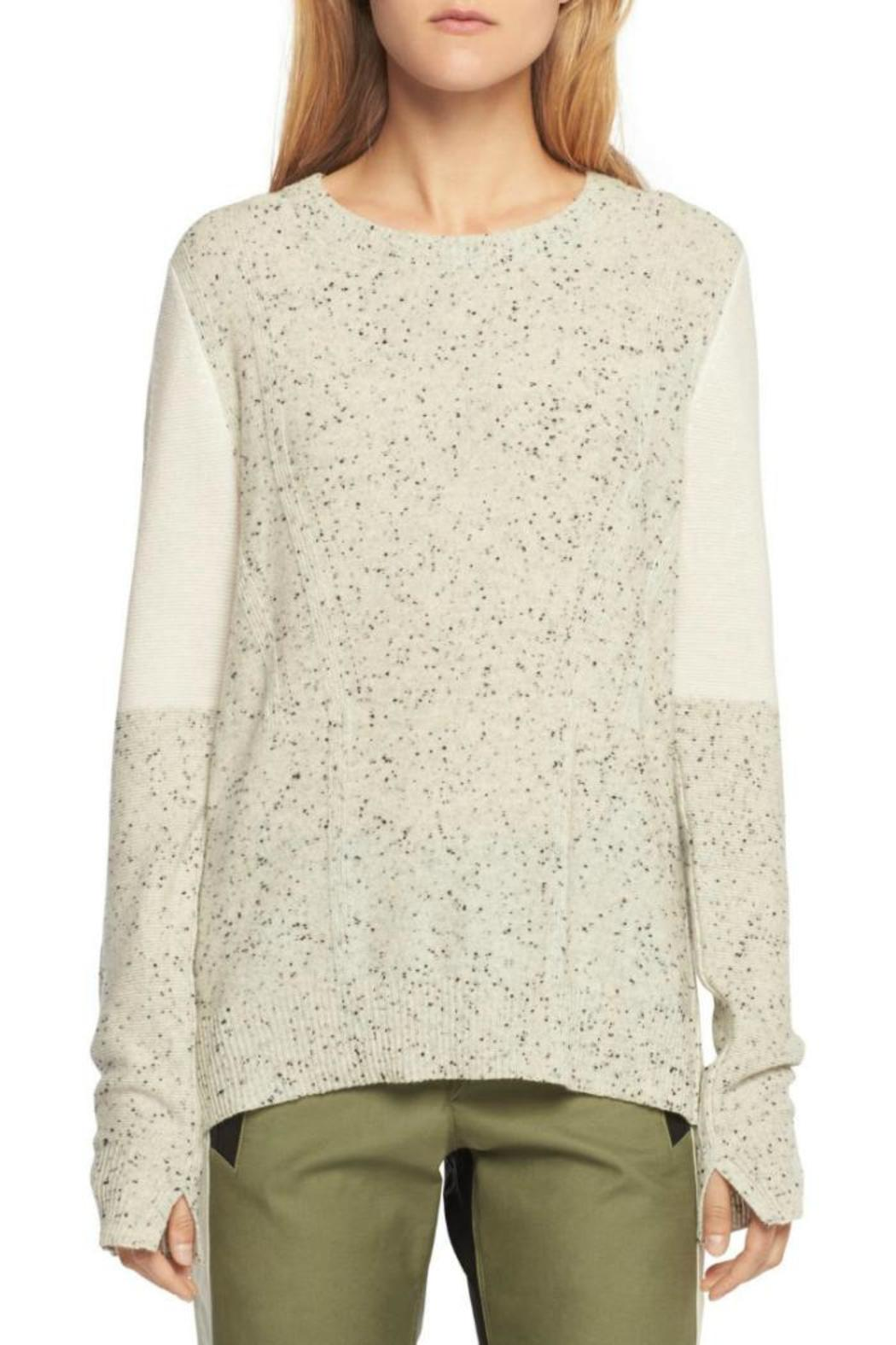 Rag & Bone Tamara Cashmere Pullover - Front Cropped Image