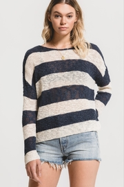 rag poets Tuscany Sweater - Front cropped