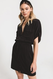 rag poets Adria Dress - Front cropped