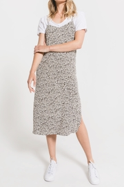 rag poets Bella Riva Dress - Front full body
