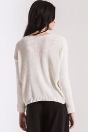 rag poets Bococa Chenille Sweater - Side cropped