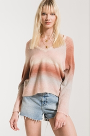rag poets Capri Ombre Sweater - Product Mini Image