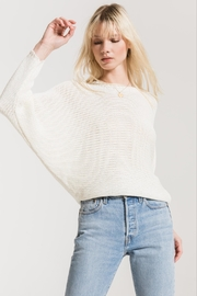rag poets Cipriani Crewneck Sweater - Product Mini Image