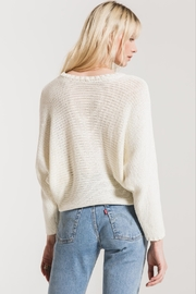rag poets Cipriani Crewneck Sweater - Side cropped