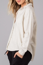 rag poets Classic Soft Button-Down - Back cropped
