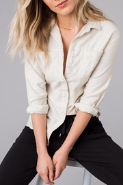 rag poets Classic Soft Button-Down - Side cropped