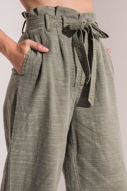 rag poets Culotte Pants - Front full body