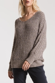 rag poets Laguna Sweater - Front cropped