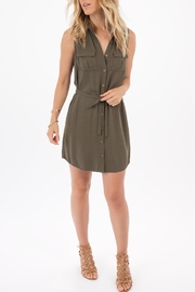 rag poets Marra Dress - Front cropped