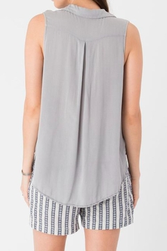 rag poets Mars Sleeveless Top - Alternate List Image