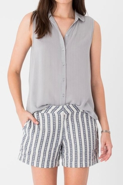 rag poets Mars Sleeveless Top - Product List Image