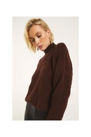 rag poets Marylebone Sweater - Front full body